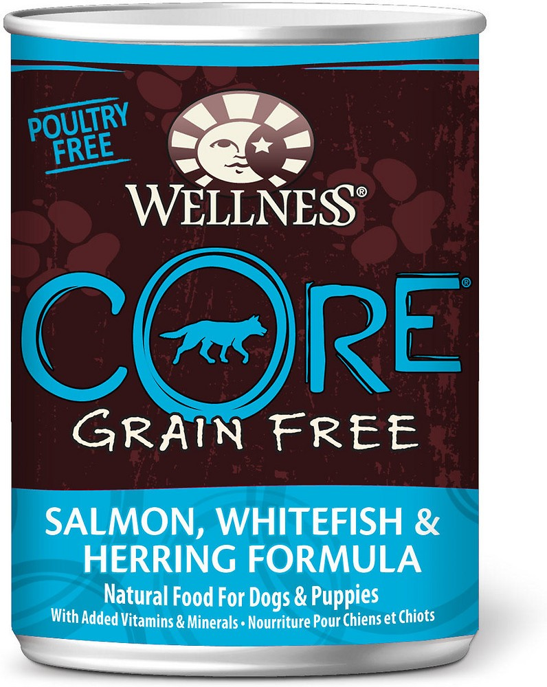 Wellness Grain Free Cat Food Ingredients