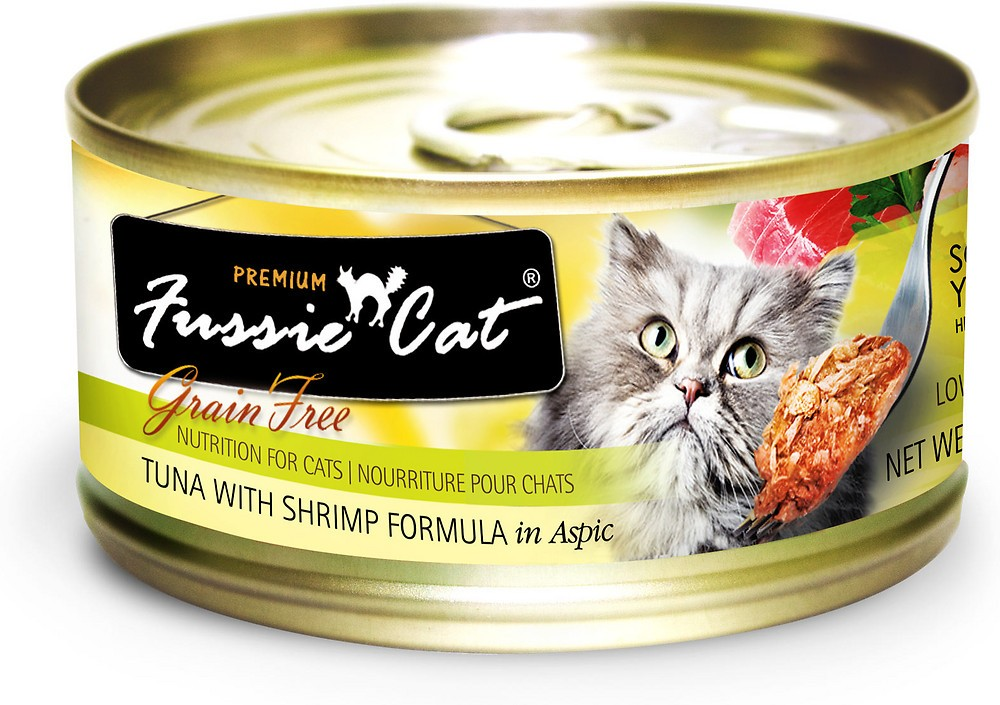 Fussy Cat Canned Food