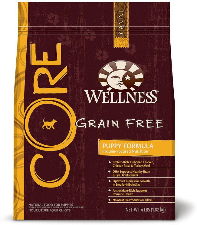Wellness Core Grain Free Puppy Formula Dry Dog Food Dog