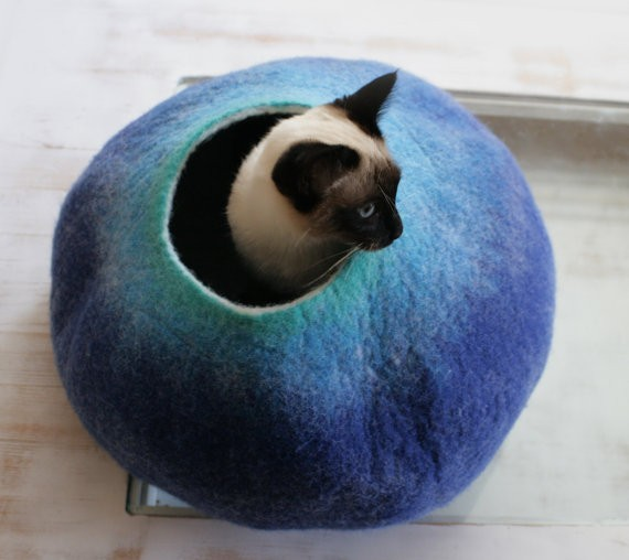 High Quality Cat Cocoon Bed ...