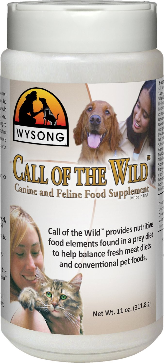 Call Of The Wild Dog Food Ingredients